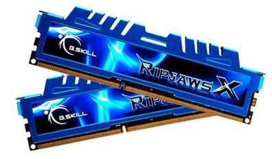 Mémoire DDR3 G.Skill Ripjaws X 8Go (2 x 4Go) 2400 MHz Cas 11
