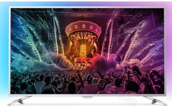 """Sélection de TV Philips en promotion (Reconditionnées) - Ex : TV 55"""" Philips 55PUS6561/12 - LED, 4K UHD, Ambilight"""
