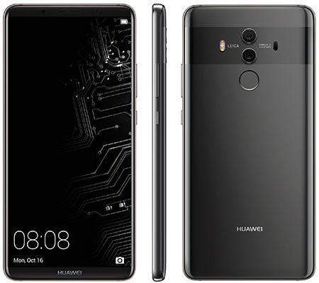 "[Précommande] Smartphone 6"" Huawei Mate 10 Pro - 6 Go RAM, 64 Go ROM, Kirin 970 + Montre Huawei Watch 2 offerte"