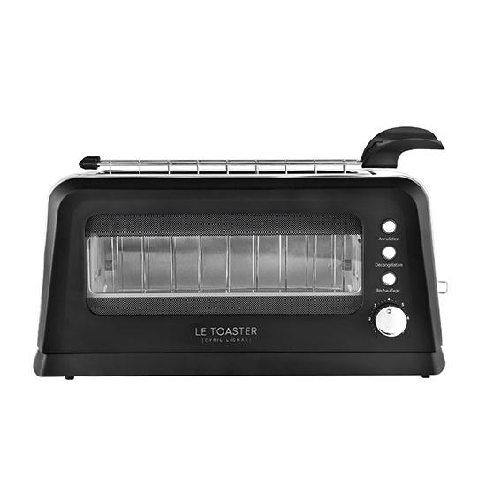 carte fid lit ou 10 vignettes grille pain le toaster cyril lignac avec fen tre. Black Bedroom Furniture Sets. Home Design Ideas