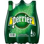 Sélection d'offres 1+1 sur les produits Perrier - Ex : 2 Packs de 6 Bouteille de Perrier - 12x1L