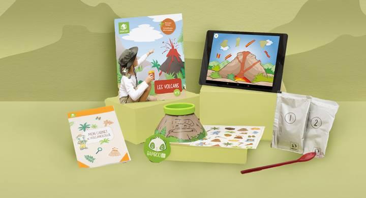 Kit découverte pour enfants (Livraison incluse)