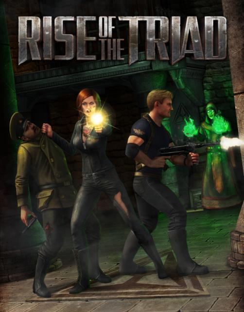 Jeu PC (dématérialisé)  Rise of the Triad 2013 gratuit