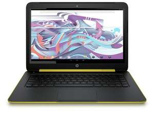 "PC Portable 14"" HP SlateBook 14-p000nf (Android 4.3, SSD 35 Go)"