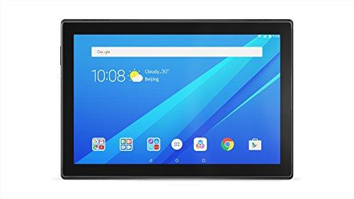 "Tablette tactile 10,1"" Lenovo TAB 4 X704F - Full HD, RAM 4 Go, SSD 64 Go, Android 6.0, Noir"
