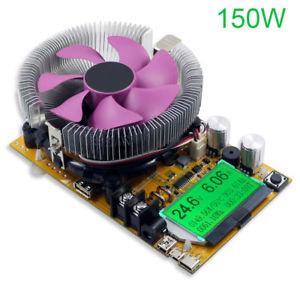 Testeur de capacité réelle de batterie en charge réelle - 150 W max