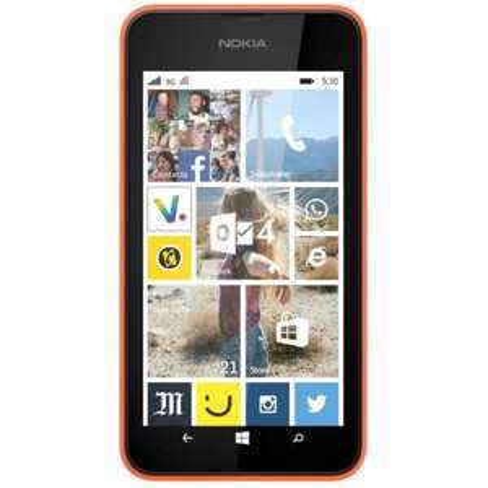 "Smartphone 4"" Nokia Lumia 530 (30€ ODR)"