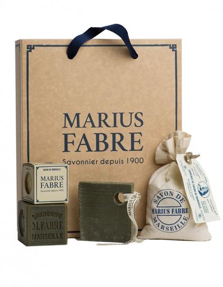 10% de réduction sur les coffrets cadeaux (Marius Fabre)