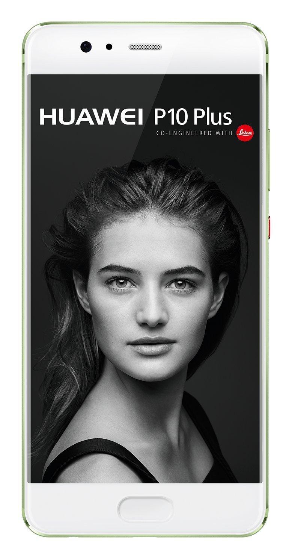 "Smartphone 5.5"" Huawei P10 Plus - Kirin 960, 6 Go, 128 Go, Android 7, Vert"