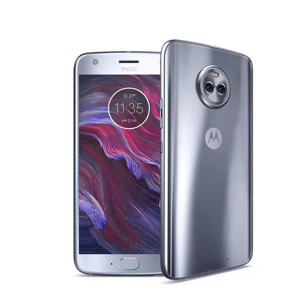 """Smartphone 5.2"""" Lenovo Moto X4 - Full HD, Snapdragon 630, 3 Go RAM, 32 Go ROM, 4G (B20 et B28)"""