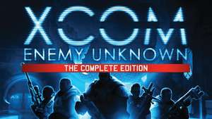 XCOM: Enemy Unknown - The Complete Edition PC (Dématérialisé Steam)