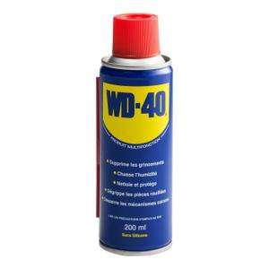 Lubrifiant multifonction WD-40 - 275ml (Lanester - 56)