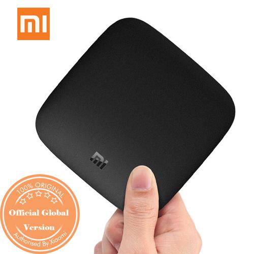 Xiaomi Mi Box - Android TV 6.0, 4K HDR, Amlogic S905X, RAM 2 Go, ROM 8 Go (Version Internationale)