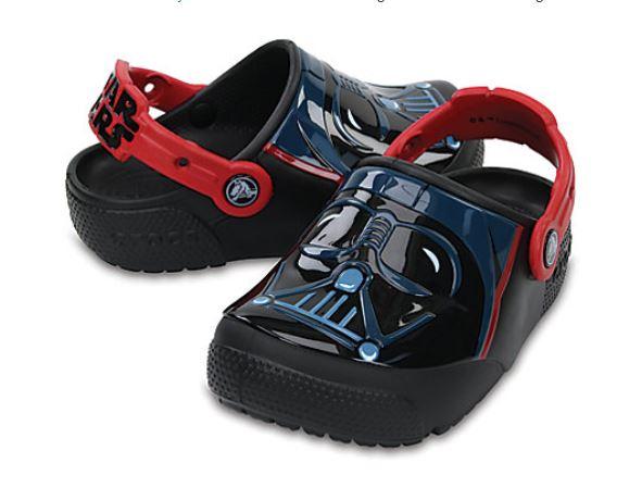 40% de réduction sur une sélection d'articles - Ex: Sabots pour enfant  Fun Lab Lights Darth Vader