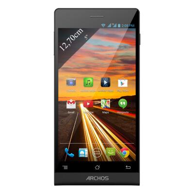 Smartphone 50c Oxygen - Android 4.4 - 3G - 8 Go - Octa-Core + 3 coques inclues