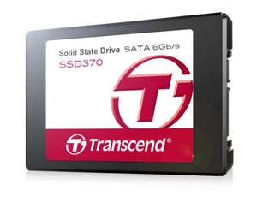 """SSD Transcend TS512GSSD370 512 Go avec adaptateur 3,5"""""""
