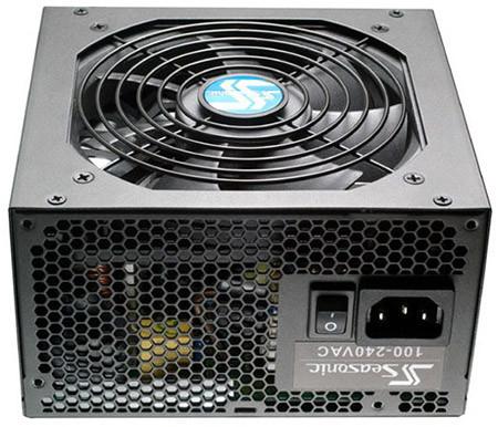 Bloc d'alimentation PC Seasonic S12II - 520 W