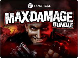 Max Dammage Bundle: 8 jeux sur PC dont Punch Club, Guts and Glory, Carmageddon: Max Damage, System Shock... (Dématérialisés - Steam)