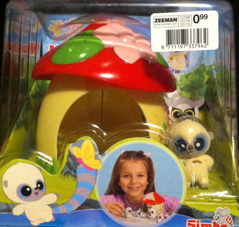 Sélection de jouets en promotion - Ex : Maison champignon Yoohoo & Friends (Noidans-lès-Vesoul - 70)