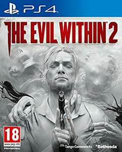 Jeu The Evil Within 2 sur PS4 ou Xbox One