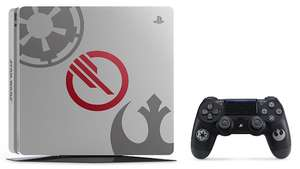 [Précommande] Pack Console PS4 Star Wars Battlefront II Edition Limitée (Gris)  - 1 To + Star Wars Battlefront II Elite Trooper Deluxe Edition