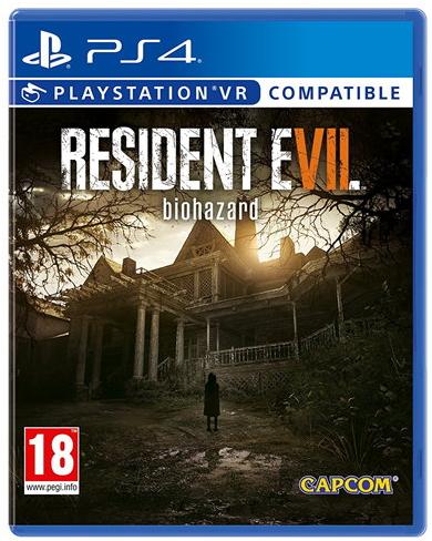 Sélection de Jeux PS4 et Xbox One en Promotion - Ex: Resident Evil 7 Biohazard sur PS4 et PSVR