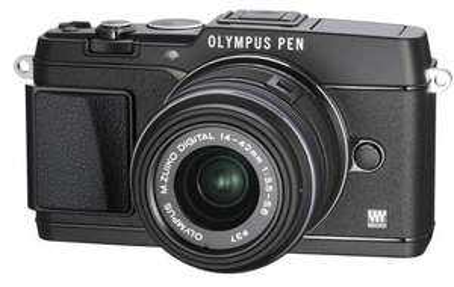 Appareil photo Hybride Olympus E-P5 Noir + Obj. M.Zuiko Digital 14-42 mm F/3.5-5.6 II R