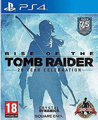 Sélection de jeux vidéo sur PS4 et Xbox One à 10€ - Ex : Rise of the Tomb Raider sur PS4 à Carrefour Soleil Créteil (94)