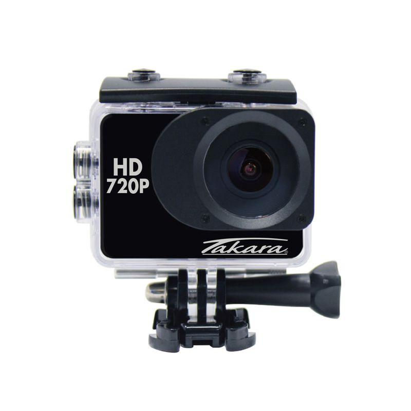 Camera sportive Takara - 720p (via ODR de 18.76€)