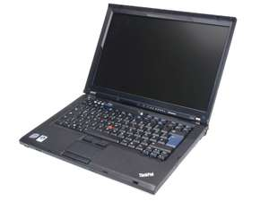 "PC portable 14,1"" Lenovo Thinkpad T400 - Reconditionné"
