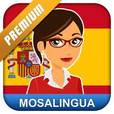 Application Mosalingua : Apprendre l'espagnol rapidement gratuite sur iOS et Android (au lieu de 5,49€)