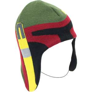 Bonnet Star Wars Boba Fett - Numbskull