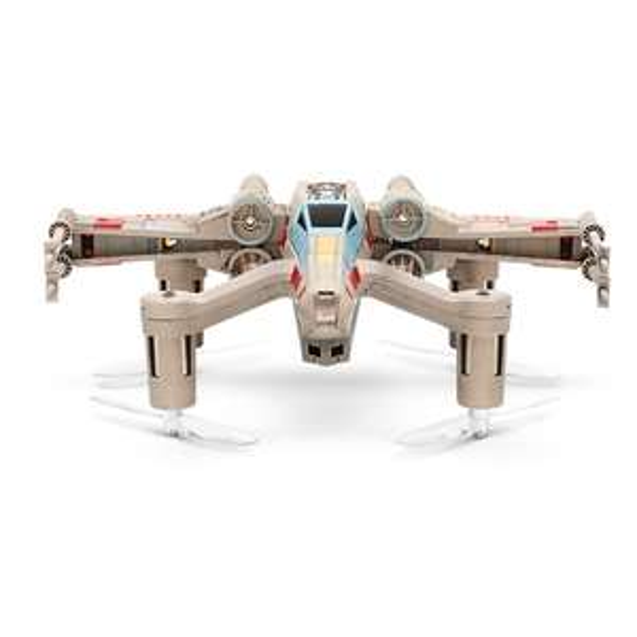 Drone quadricoptère RTF Propel Star Wars T-65 X-Wing Starfighter Battling Multicopter