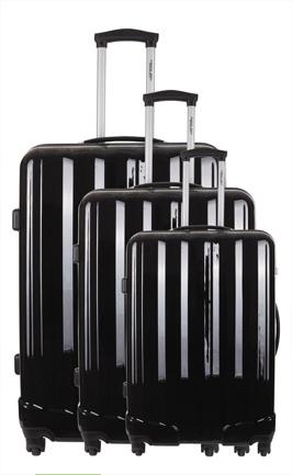 Set de 3 valises Travel One Melton ou Mildura - Plusieurs coloris