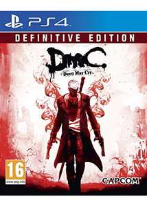 Devil May Cry: Definitive Edition pour PS4 et Xbox One (Import UK)