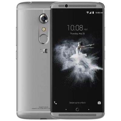 "Smartphone 5.5"" ZTE Axon 7 Or ou gris - QHD, Snapdragon 820, RAM 4 Go, ROM 64 Go, 4G (B20 et B28)"