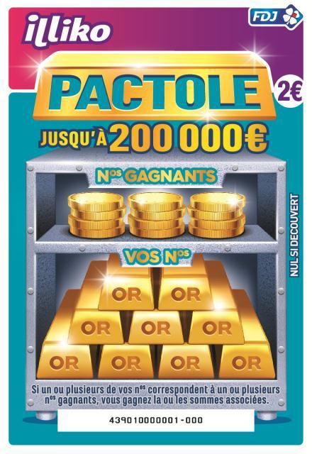 Jeu Pactole Illiko (via Shopmium)