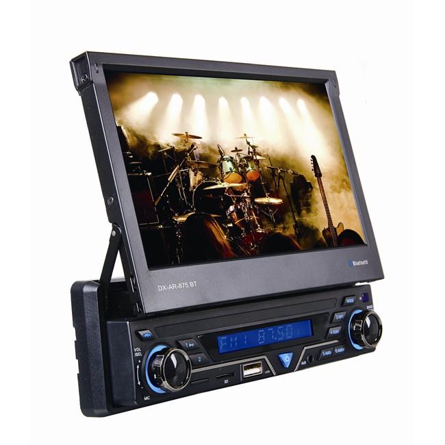 "Autoradio DX AR-875 - avec écran HD 7"" tactile, Bluetooth"