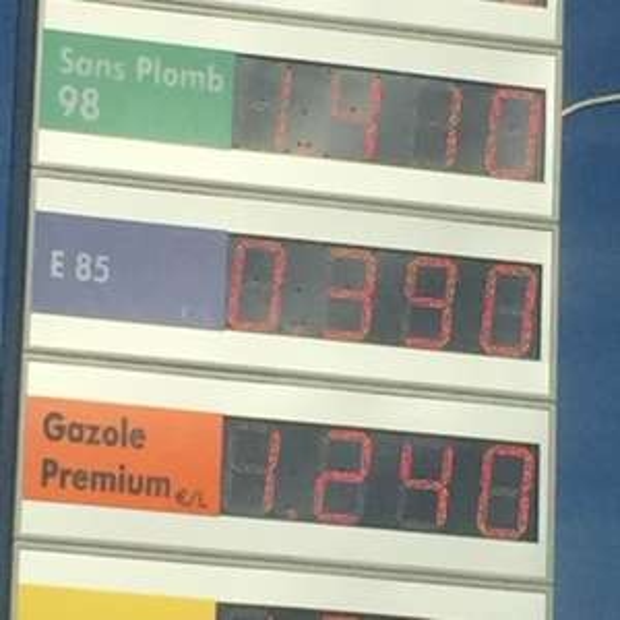 Carburant Bio éthanol (E85) a 0,39€/L - Blagnac (31)