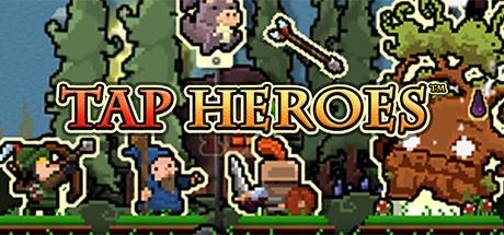 Tap Heroes Gratuit sur PC (Dématérialisé - Steam)