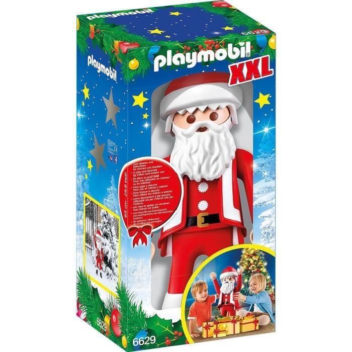 [Cdiscount à volonté] Sélection de figurines géantes XXL Playmobil (60 cm) en promotion - Ex : Père Noël