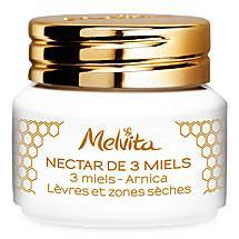 jusqu'à -30% pour 3 produits achetés sur une sélection ex. baume Nectar de 3 miels