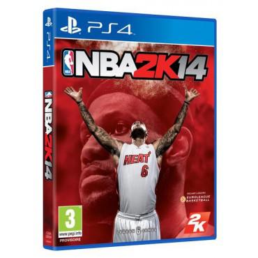 Jeu NBA 2K14 sur PS4
