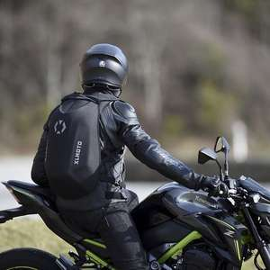 Sac à Dos Moto XLmoto Slipstream Imperméable Noir - 22L