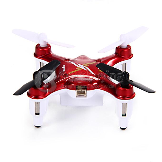 Nano Drone - Syma X12 Nano Explorers 2.4G 4CH RC Quadcopter 6 Axis