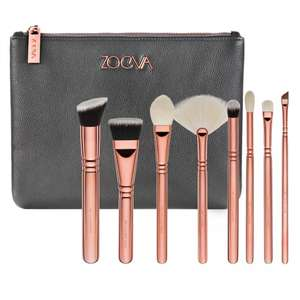 Kit de pinceaux Zoeva - Rose Golden Luxury Set Vol.3