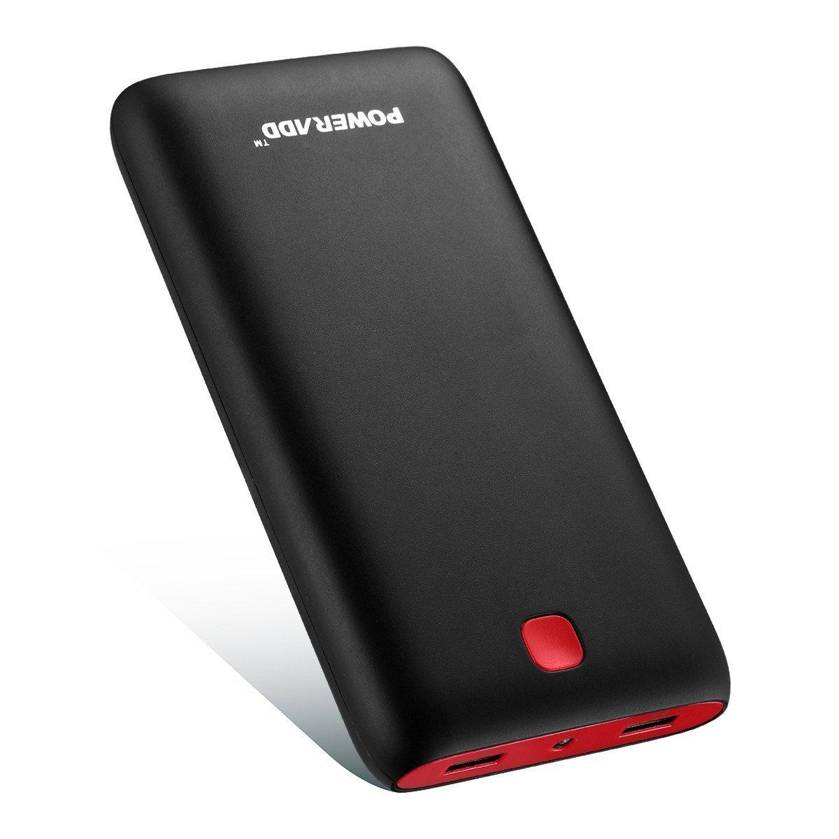 Batterie externe Poweradd Pilot X7 - 20000 mAh, 2 Ports USB (1A + 2,1A) (vendeur tiers)