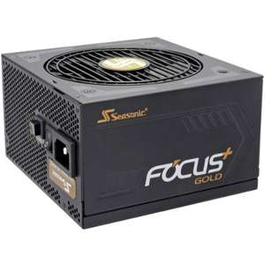 Alimentation PC Seasonic FOCUS Plus 650W Gold