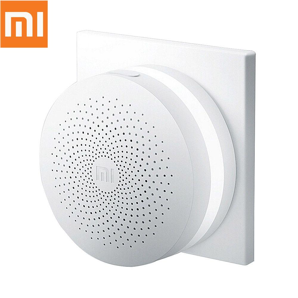 Centrale multifonction connectée Xiaomi Mi Home Gateway - WiFi, ZigBee (V2)