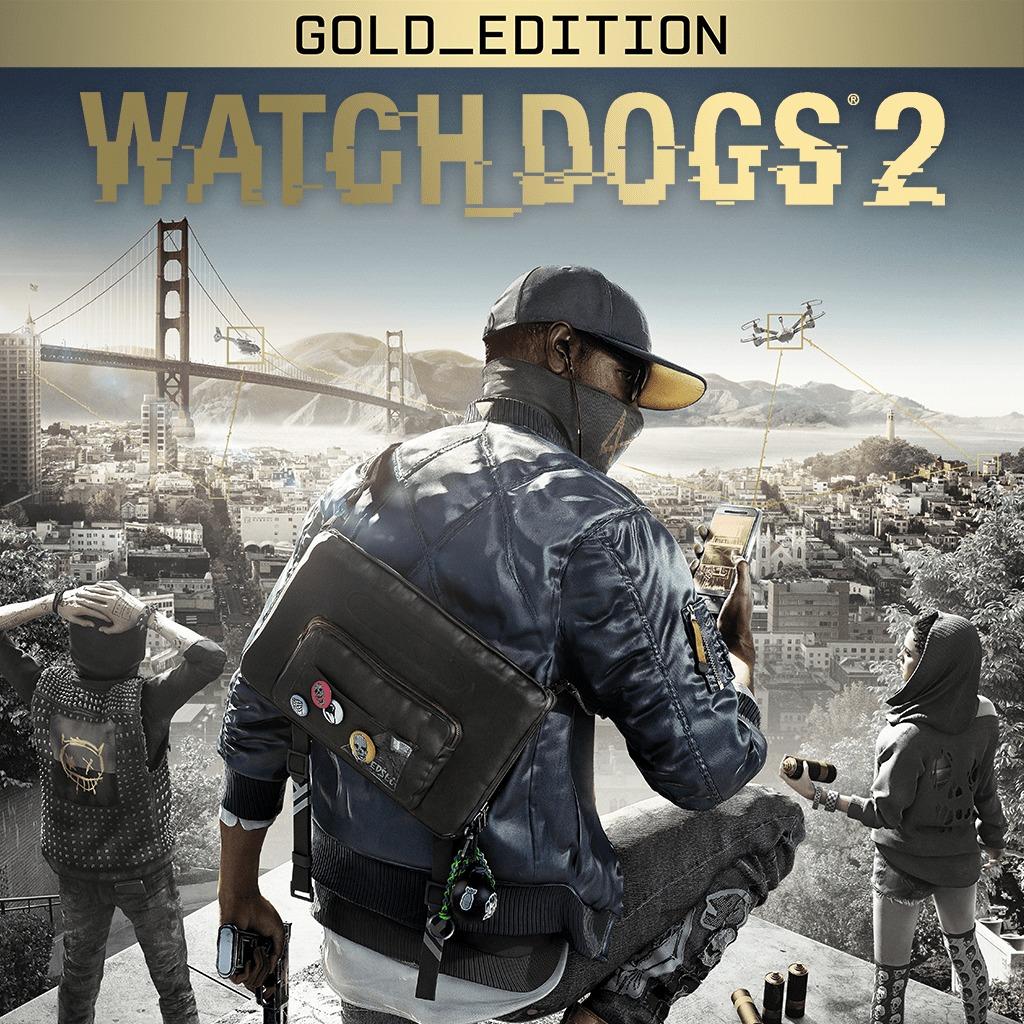 Watch Dogs 2 - Édition Gold sur PC (Dématérialisé, Uplay)